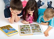 Вчені: Комікси розвивають у хлопчиків бажання читати