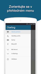 eDarling - Seriózní seznamka - náhled
