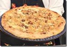 Pizza tarallo napoletano