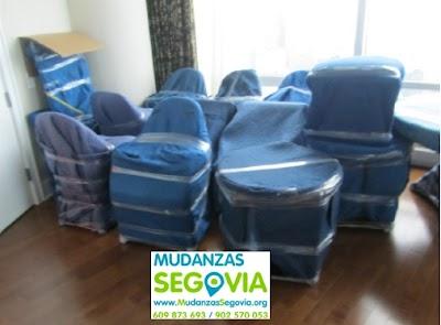 Transportes Muñopedro Segovia