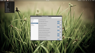 GNOME Shell extensions
