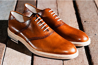 Today's Favorites - Band of Outsiders' Saddle Shoes