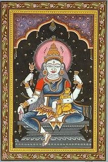 Goddess Indrani Image