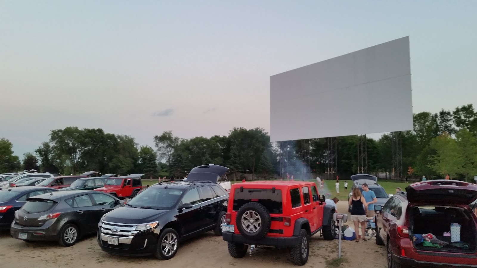 Twin Cities Daily Photo Vali Hi Drive In