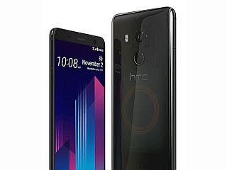 HTC u11+ images