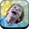 Laughter sounds icon