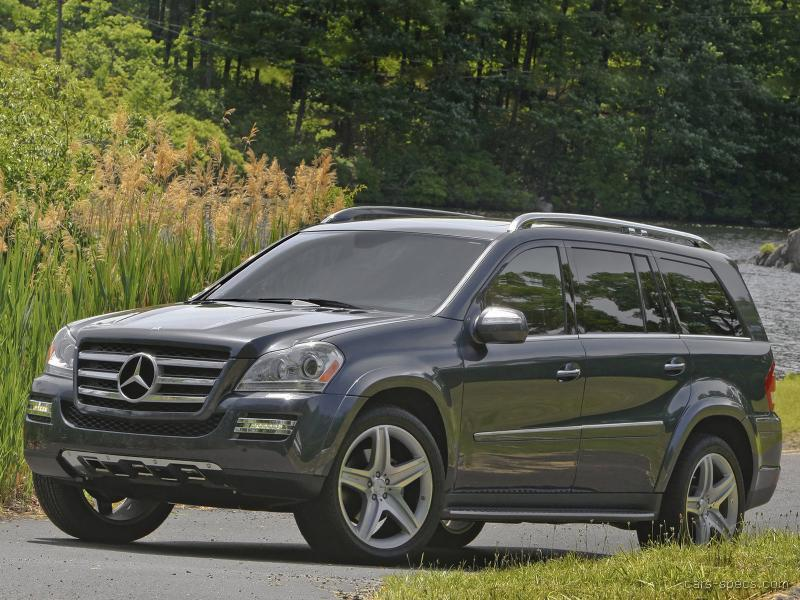 2007 mercedes benz gl class suv specifications pictures prices. Black Bedroom Furniture Sets. Home Design Ideas