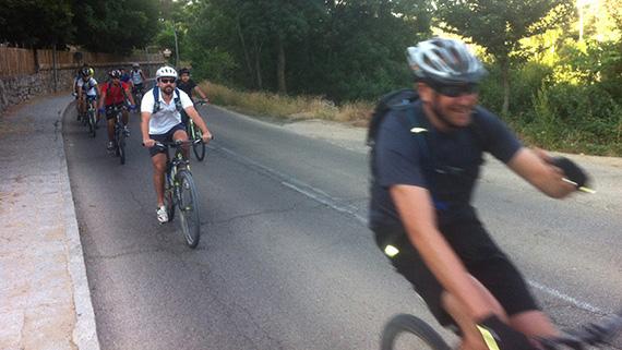 Unas fotos de nuestra Ruta de los Tres Valles, julio 2013