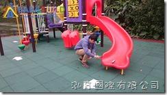 TAF兒童遊戲場現場檢驗