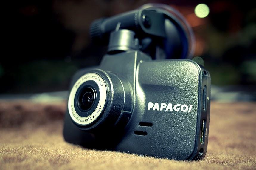 【試用紀錄】PAPAGO! GoSafe 520_Part_3_再戰寬高清
