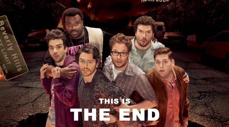 Το Τέλος του Κόσμου This Is the End Wallpaper