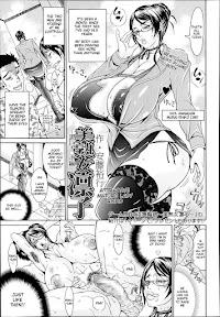 Bijukujo Rinko ~Kuro Chi◯po Hen~   Attractive Mature Lady Rinko