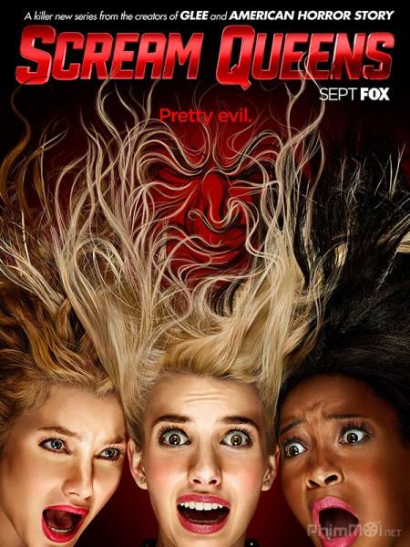 Phim Sát Nhân Trường Học (Phần 1)-Tập 3 - 4 Vietsub - Scream Queens (Season 1)