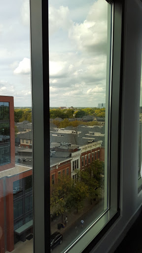 Looking toward the Ohio State University Campus. Art and Luxury: Where to stay in Columbus, Ohio