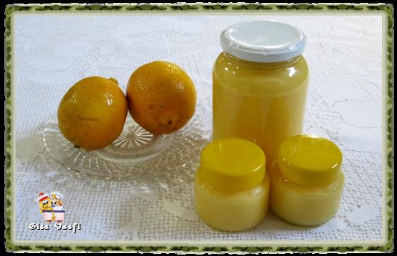 Sobremesa de morangos com creme de limão siciliano 2