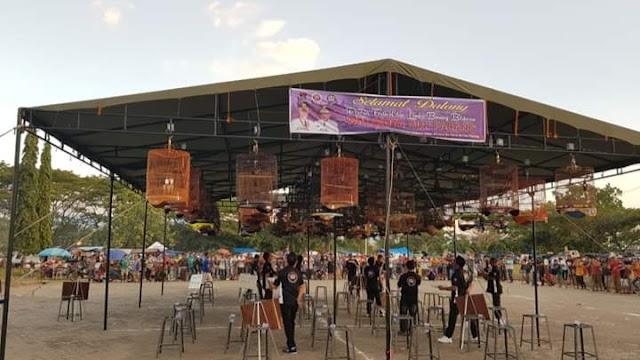 Festival Burung Berkicau Piala Wali Kota Padang Digelar