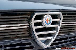 Alfa Romeo signature front