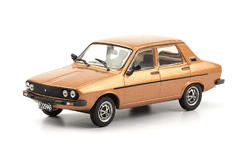 Renault 12 TL 1989 1:43, autos inolvidables argentinos 80 90