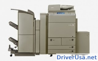 download Canon iR6010N printer's driver