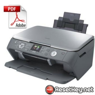 Reset Epson CX7700 printer Waste Ink Pads Counter