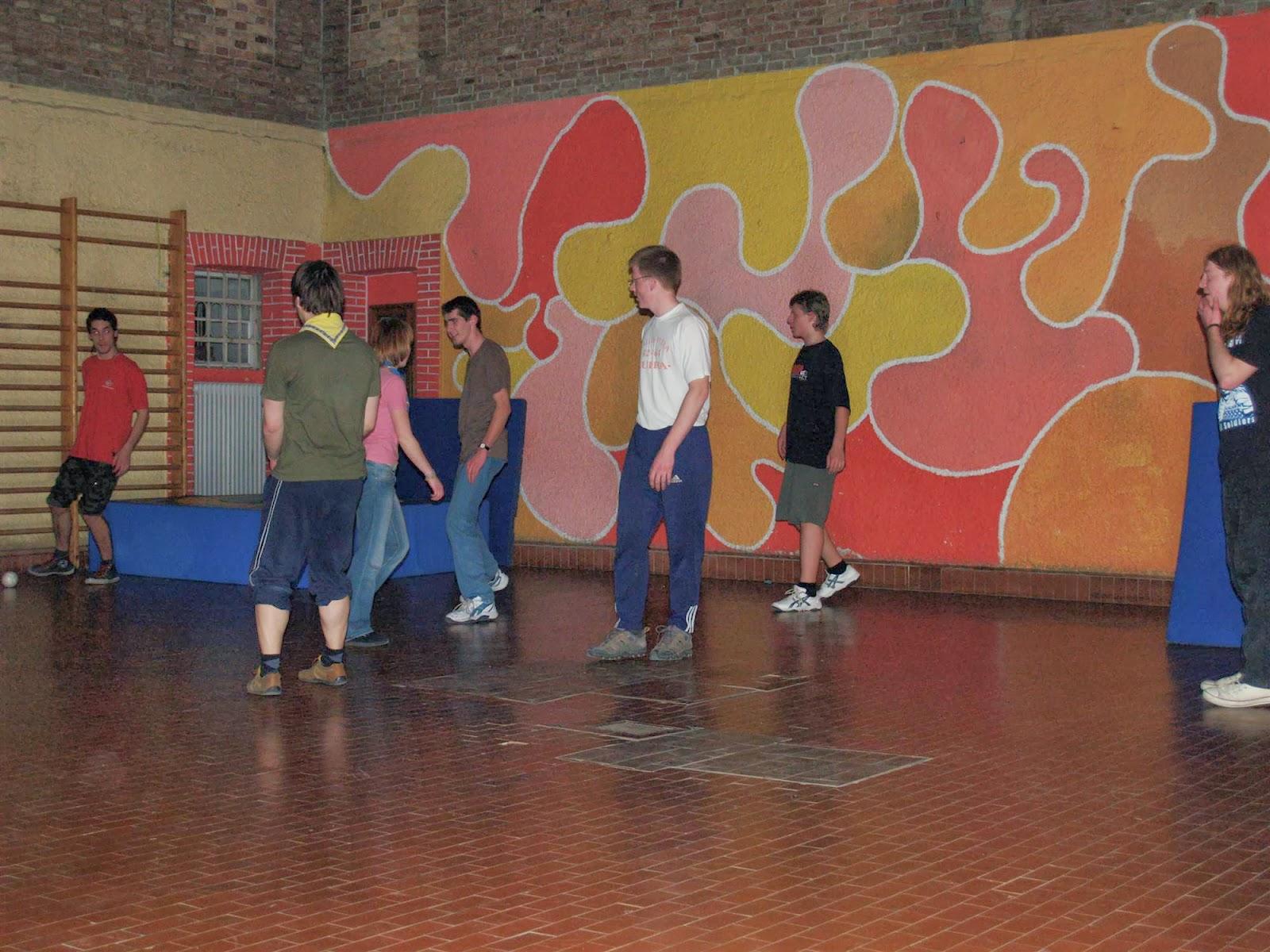 Motivacijski vikend, Lucija 2007 - P0095665.JPG