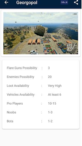 Battleground Loot Finder  screenshots 1