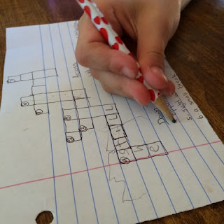 Are you looking for a better way to help your child learn their spelling words?  This is it! Crosswords are just one of the many possibilities.