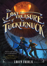 The Lost Treasure of Tuckernuck By Emily Fairlie