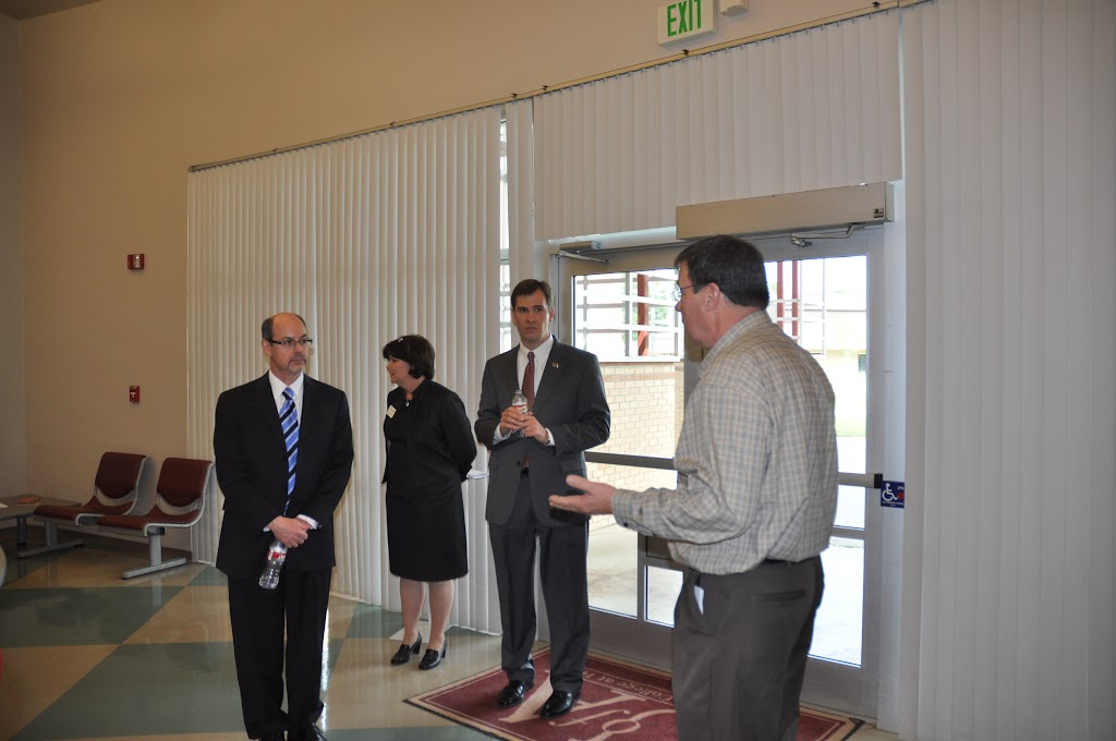 U of A System President Dr. Donald Bobbitt Visit - DSC_0273.JPG