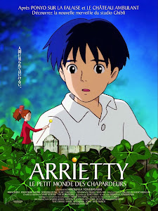 Thế Giới Bí Ẩn Của Arrietty - The Secret World Of Arrietty poster