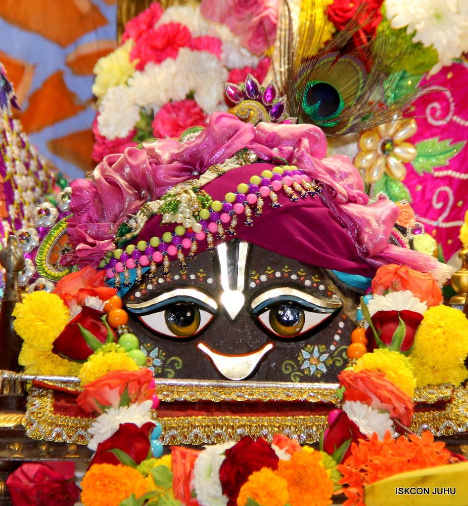 ISKCON Juhu Sringar Deity Darshan on 29th Sep 2016 (14)