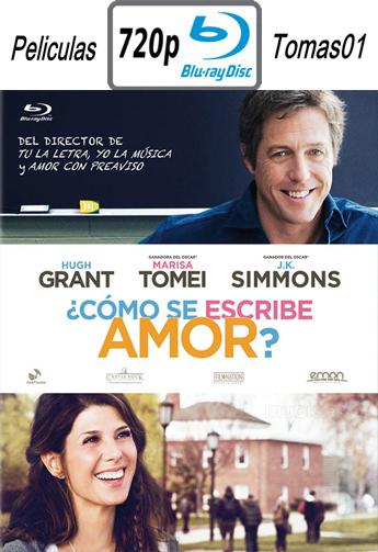 ¿Cómo se escribe amor? (The Rewrite) (2014) BDRip m720p