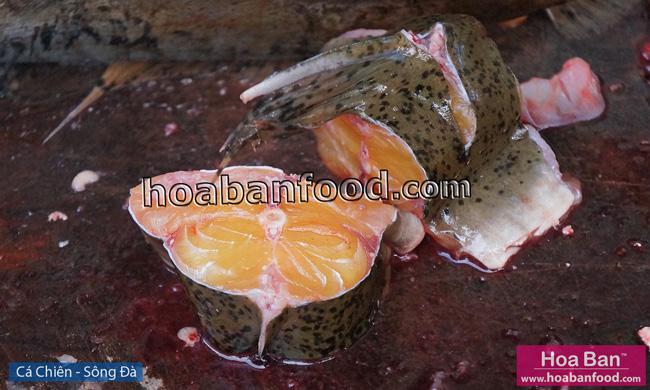 Thịt cá Chiên Sông Đà - 1