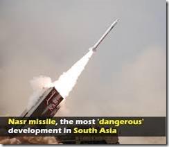 Pakistans Nasr TNW