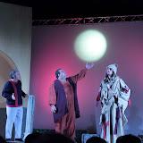 Danny Mendez a Eraclea Minoa per Teatri di Pietra