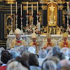 875 Jahre Stift Wilten und Stift St. Georgenberg-Fiecht - Pontifikalamt in der Stiftskirche Wilten - 05.05.2013