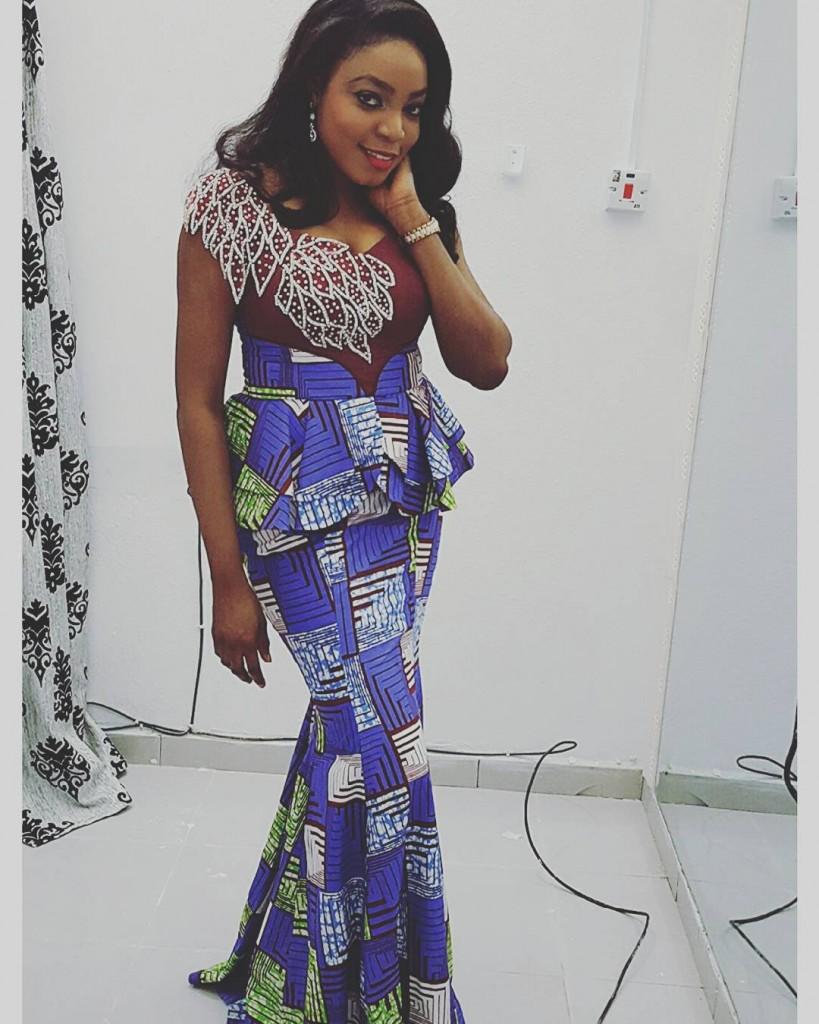 Nigerian Designer Dresses Images