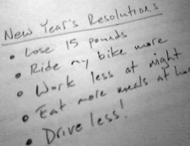 Forget Your New Years Resolutions Image