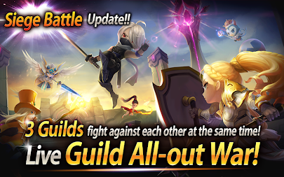 Summoners War APK screenshot thumbnail 10