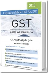 Goods and services tax act 2016 prs
