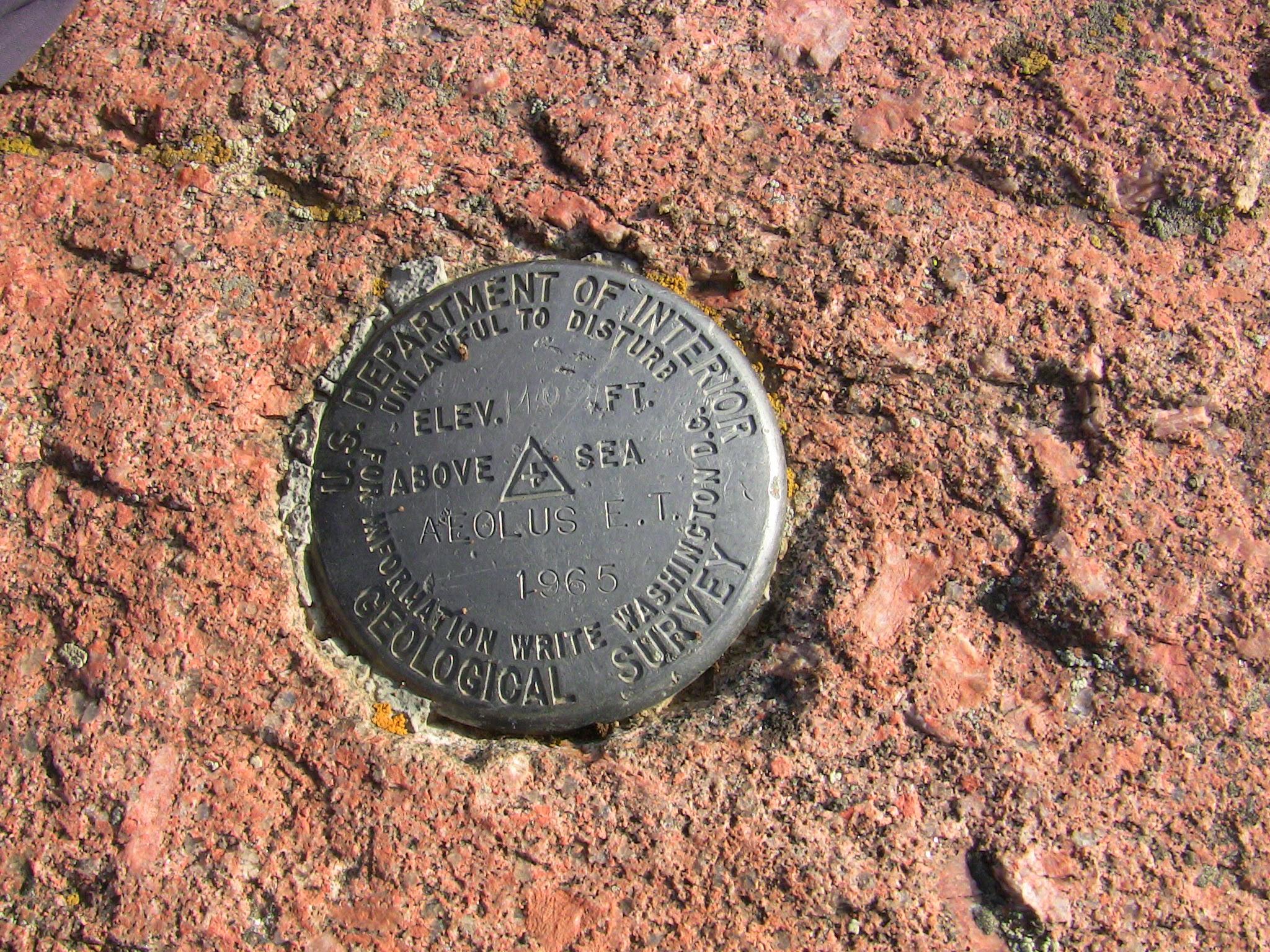 Eolus Geomarker