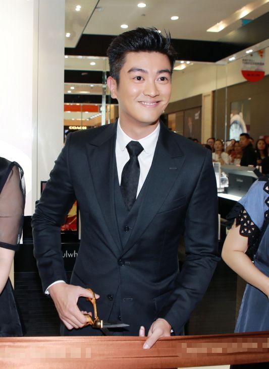Du Jiang China Actor