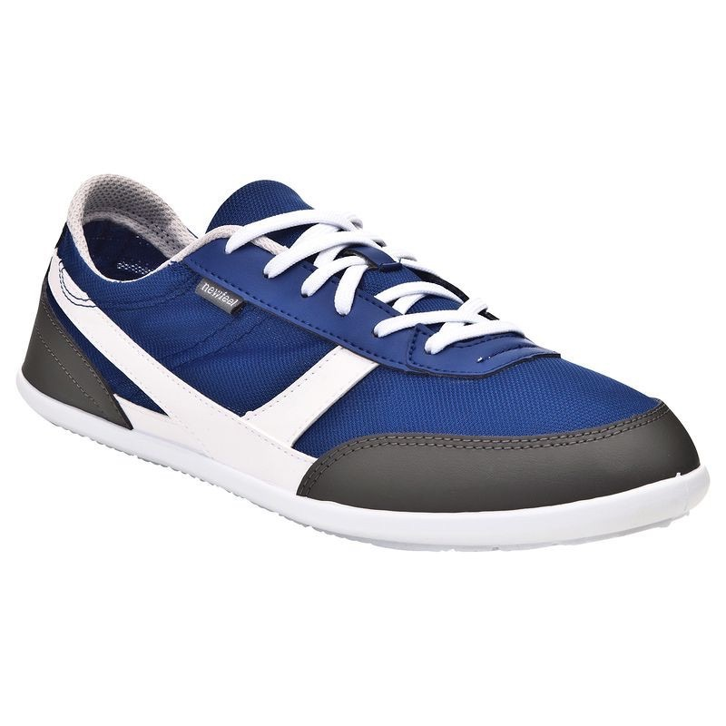 Minimalistic shoes are expensive but I found one of the cheap and best option is Decathlon's Newfeel walking shoe.