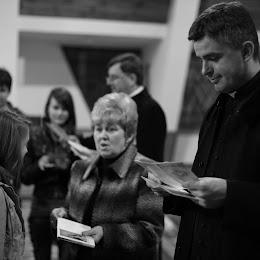 Wizytacja kan. 2010 - spotkanie z młodzieżą