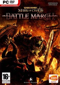 Warhammer: Mark of Chaos -- Battle March - Review By Shawn Oaks