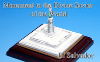 Monument to the Divine Savior of the World -El Salvador-