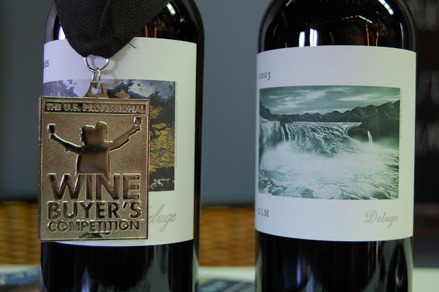 Award-winning wines from Glacial Lake Missoula wine company in Blaine, WA. / Credit: Bellingham Whatcom County Tourism