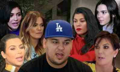 Rob Kardashian Apologizes To His Family 'You Were Right All Along'