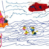 Helicopter rescue - Chelsea