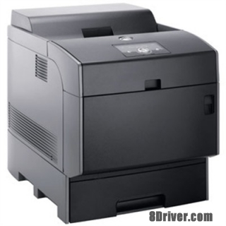 Get Dell 5110cn Printer driver for Windows XP,7,8,10
